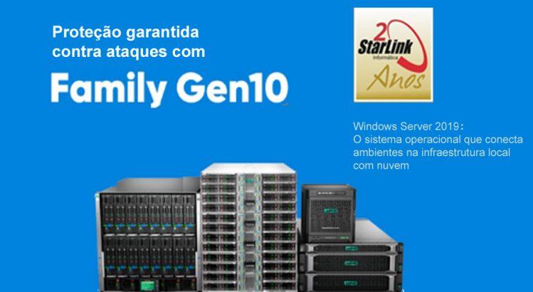 """Proteção garantida contra ataques com FamilyGen10"""