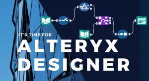 """""""O especialista Fábio Meneghim da StarLink Informática, irá mostrar um fluxo já pronto no Alteryx Designer"""""""